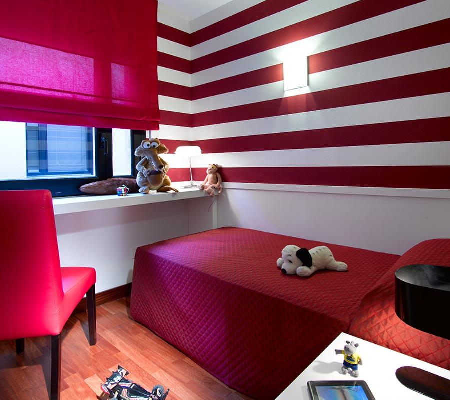 Apartamentos de lujo sant pau barcelona for Habitacion barcelona